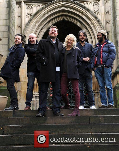 Elbow and Jo Whiley 1