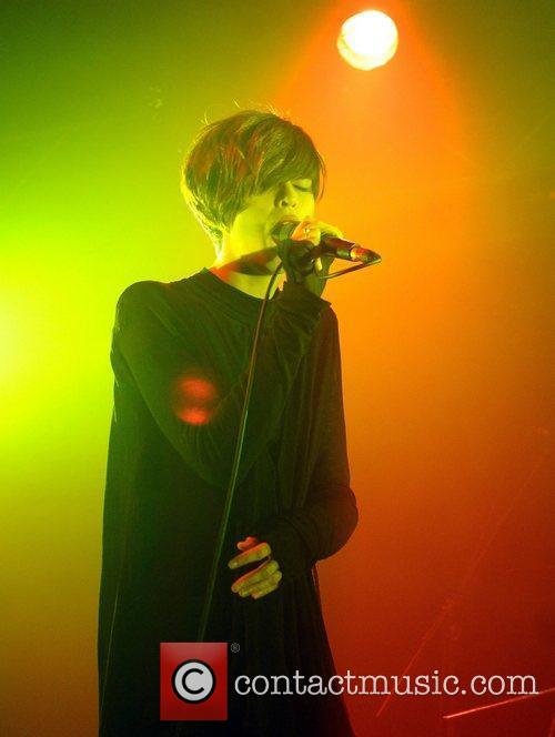 The Jezabels Electric Picnic 2011 Festival - Day...