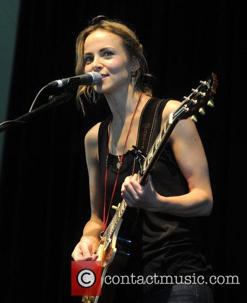 Gemma Hayes Electric Picnic 2011 Festival - Day...