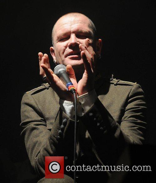 Gavin Friday  Electric Picnic 2011 Festival -...