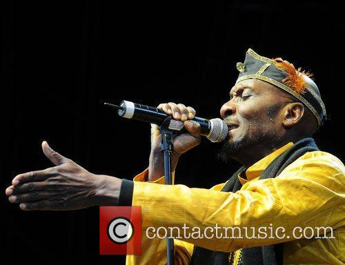 Jimmy Cliff  Electric Picnic 2011 Festival -...