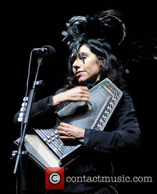PJ Harvey, Electric Picnic