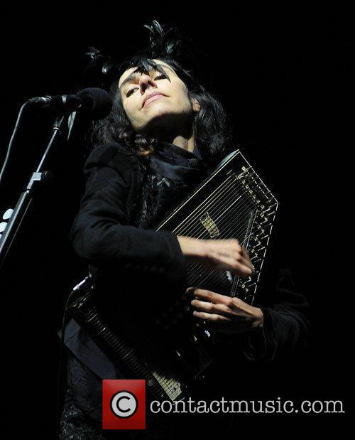 PJ Harvey Electric Picnic