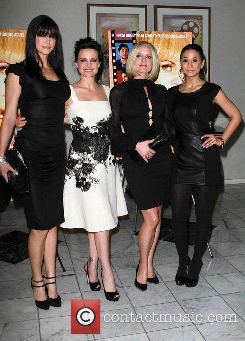 Adrianne Palicki, Carla Gugino, Marley Shelton and Emmanuelle...