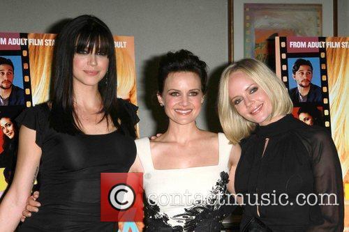 Adrianne Palicki, Carla Gugino and Marley Shelton Los...