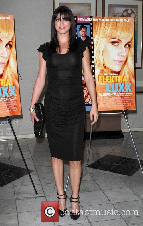 Adrianne Palicki Los Angeles special screening of 'Elektra...