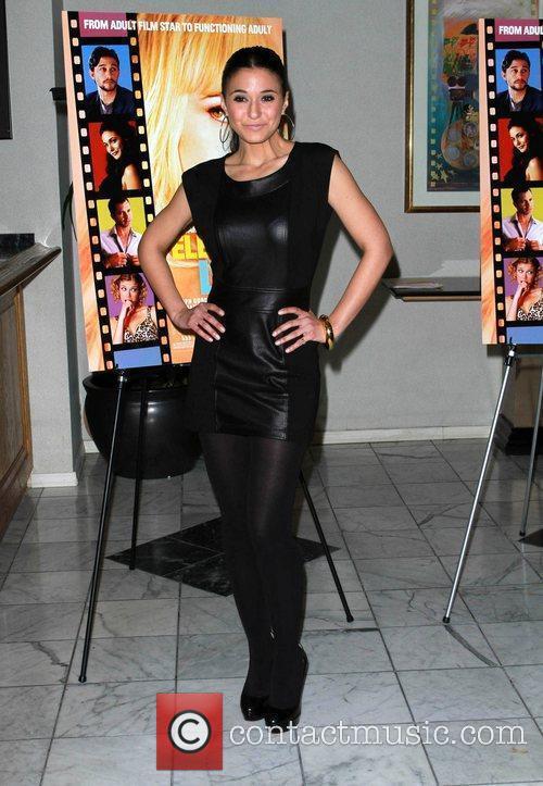Emmanuelle Chriqui Los Angeles special screening of 'Elektra...