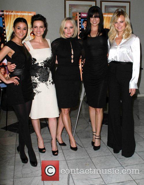 Emmanuelle Chriqui, Carla Gugino, Marley Shelton, Adrianne Palicki...
