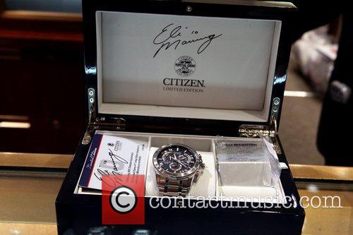 Star quarterback launches the new 'Limited Edition Citizen...