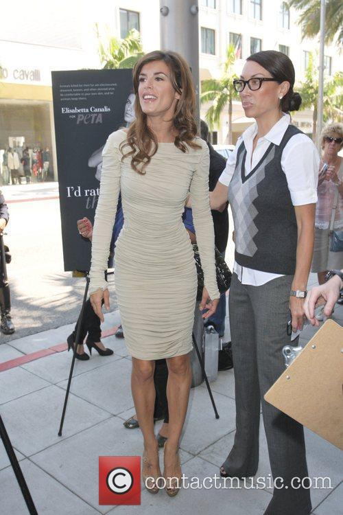 Dancing With The Stars and Elisabetta Canalis 12