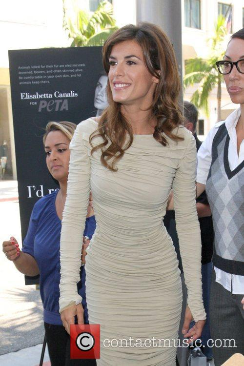 Dancing With The Stars and Elisabetta Canalis 13