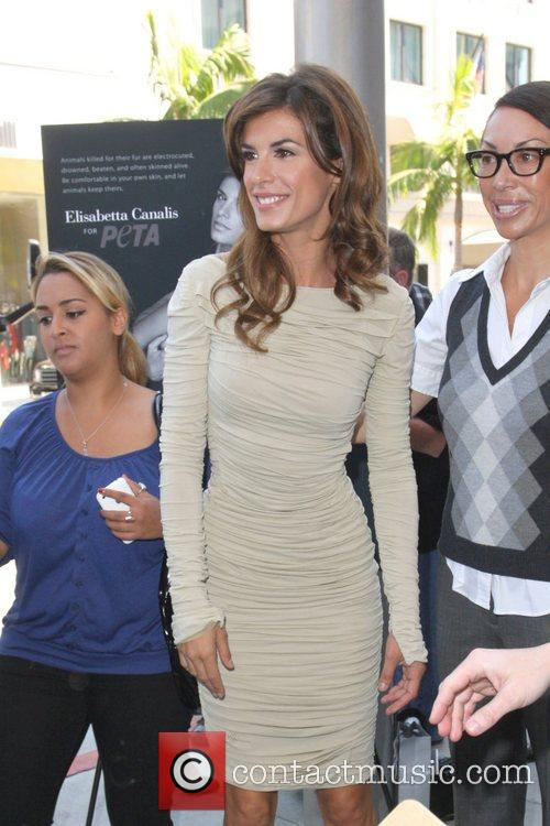 Dancing With The Stars and Elisabetta Canalis 11