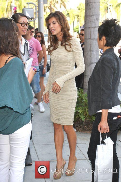Dancing With The Stars and Elisabetta Canalis 25