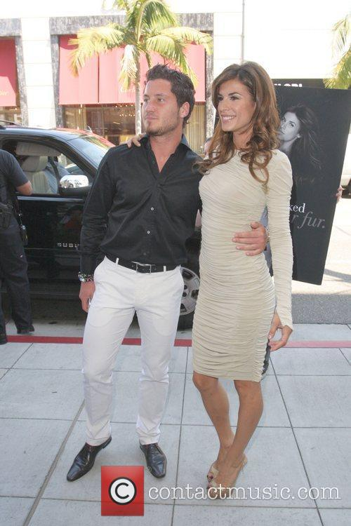 Elisabetta Canalis, Val Chmerkovskiy 'Dancing With The Stars'...