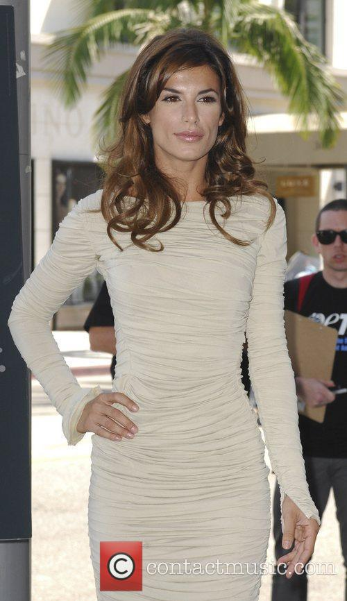 Elisabetta Canalis 'Dancing With The Stars' Elisabetta Canalis...