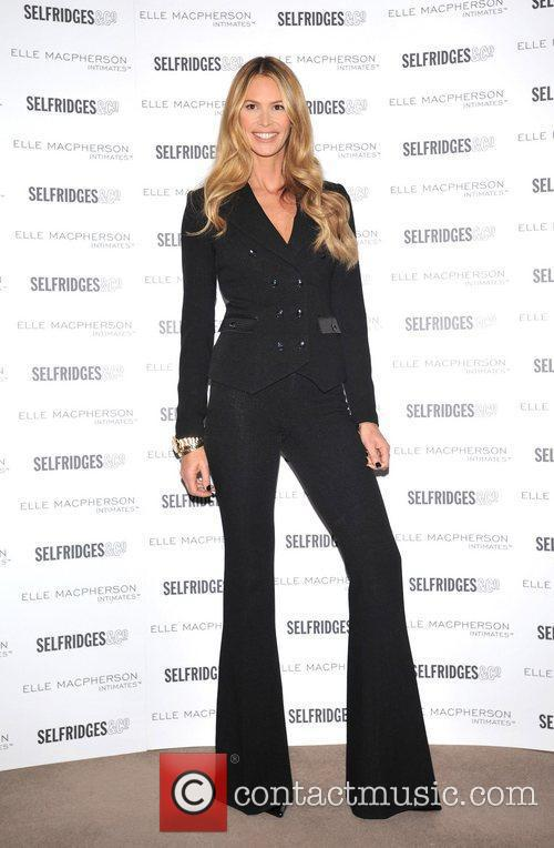 Elle Macpherson Celebrates the 10th Anniversary of Elle...