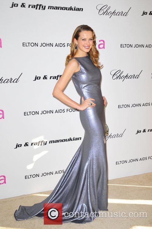 Petra Nemcova, Elton John and Academy Awards 1