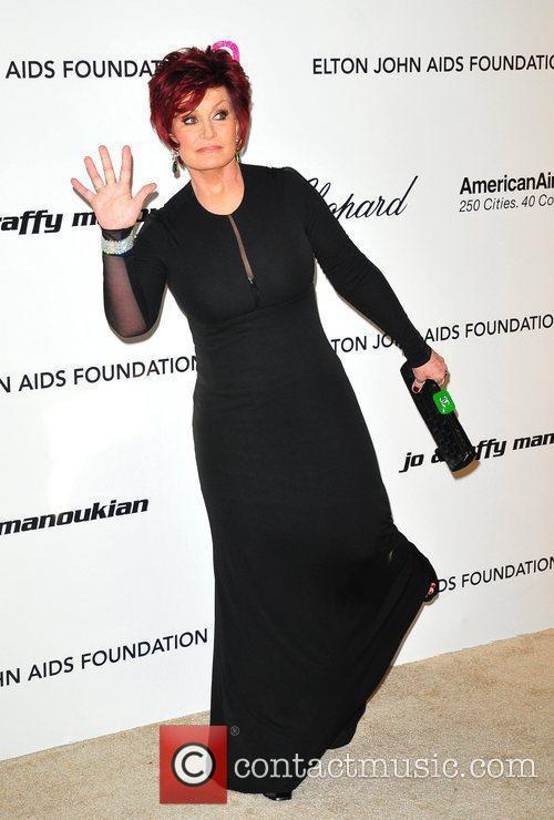 Sharon Osbourne, Elton John and Academy Awards 3