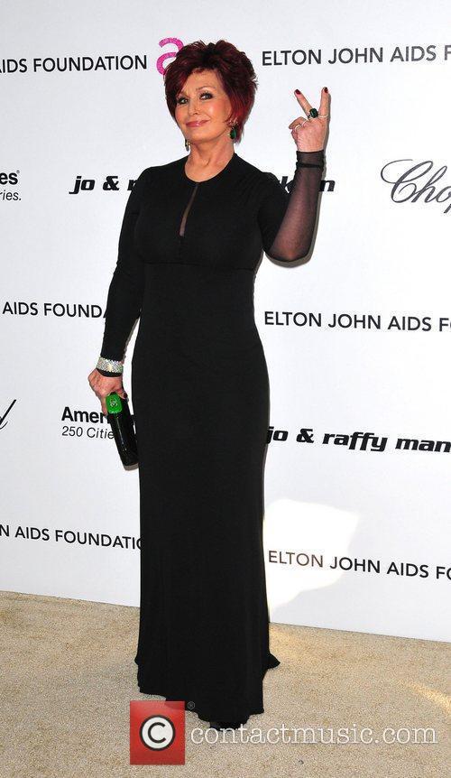 Sharon Osbourne, Elton John and Academy Awards 2