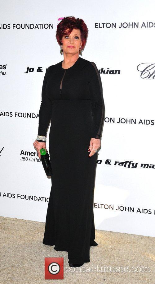 Sharon Osbourne, Elton John and Academy Awards 1