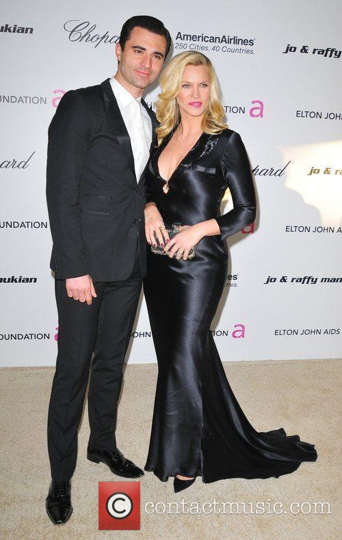 Natasha Henstridge 19th Annual Elton John AIDS Foundation...
