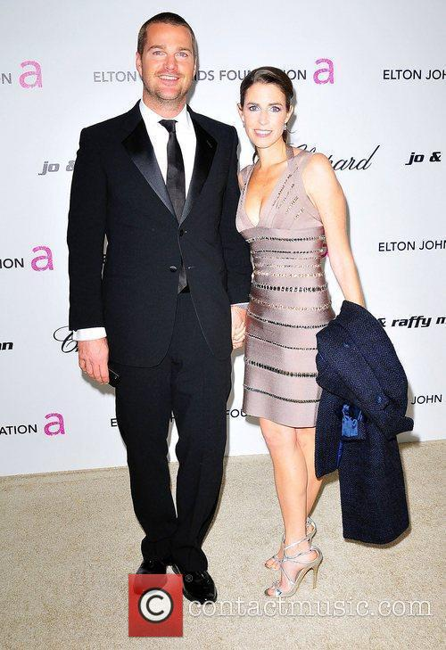 Chris O'Donnell 19th Annual Elton John AIDS Foundation...