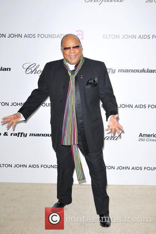 Quincy Jones 19th Annual Elton John AIDS Foundation...