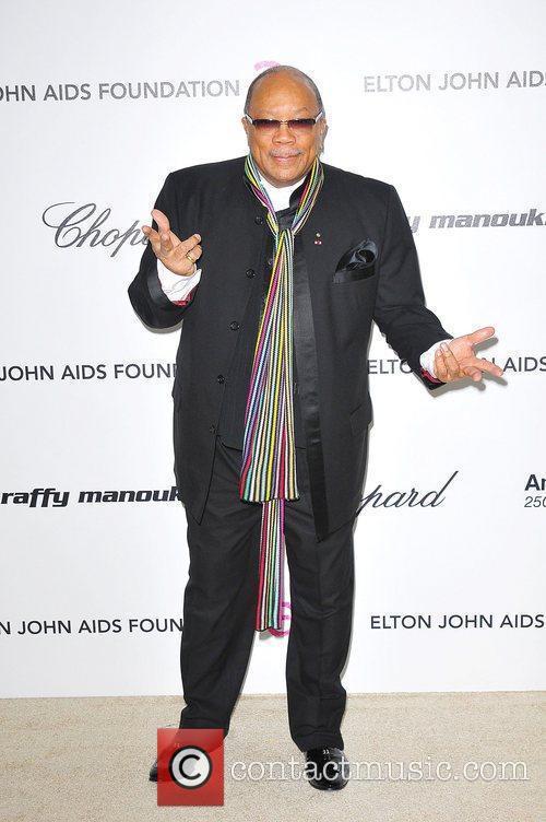Quincy Jones, Elton John and Academy Awards 3