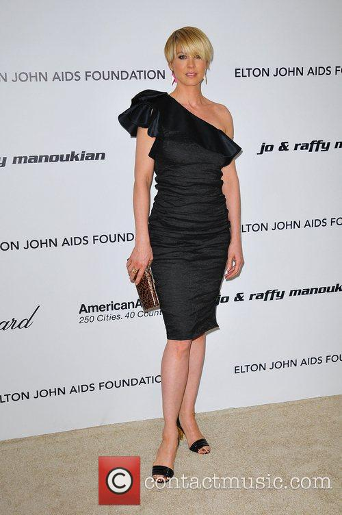 Jenna Elfman and Elton John 1
