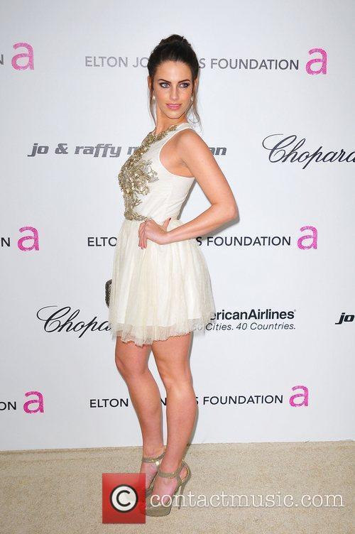 Jessica Lowndes and Elton John 1