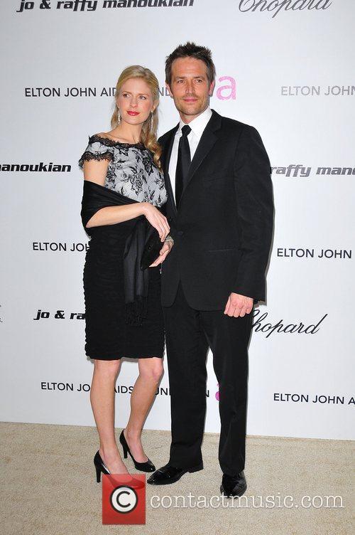 Michael Vartan 19th Annual Elton John AIDS Foundation...