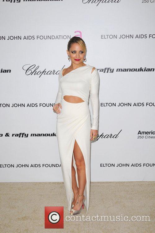 Nicole Richie 19th Annual Elton John AIDS Foundation...