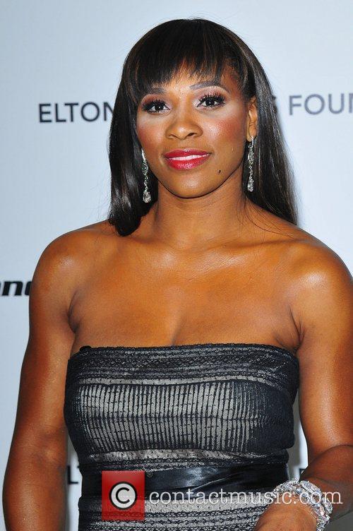 Serena Williams and Elton John 3