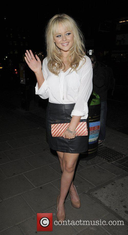 Emily Atack and Sir Paul McCartney 18