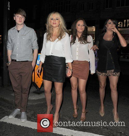 Emily Atack and Sir Paul McCartney 23