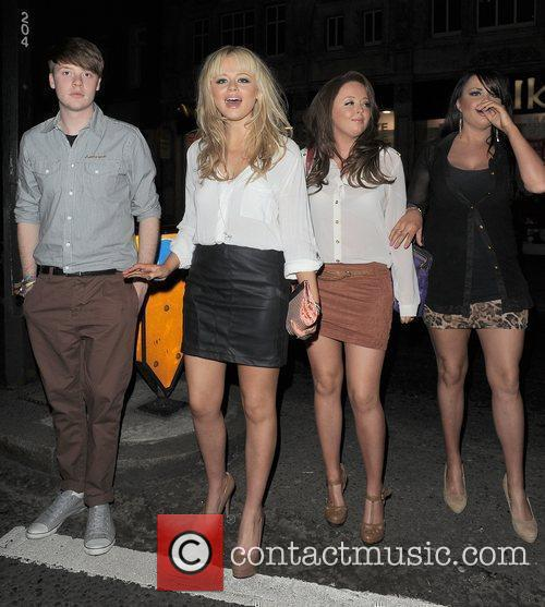 Emily Atack and Sir Paul McCartney 29