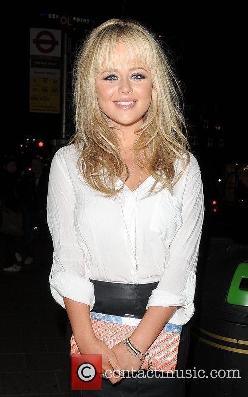 Emily Atack and Sir Paul McCartney 19
