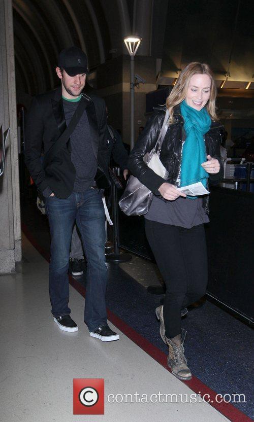 Emily Blunt and John Krasinski 10