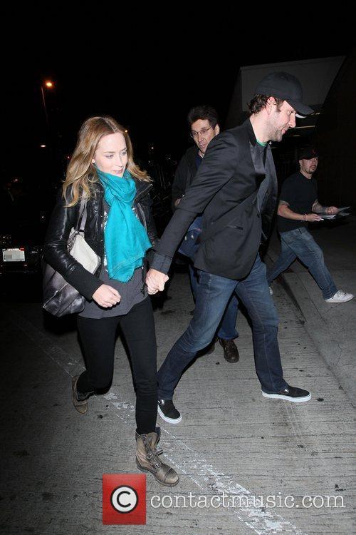Emily Blunt and John Krasinski 1