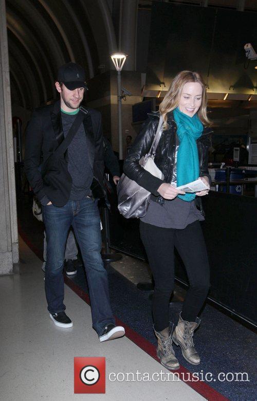 Emily Blunt and John Krasinski 11