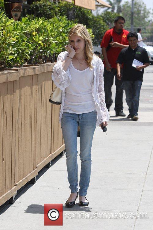 Emma Roberts, Luna Park