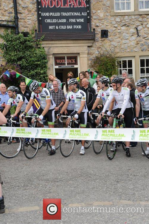 Team Emmerdale  Photocall for the Emmerdale to...