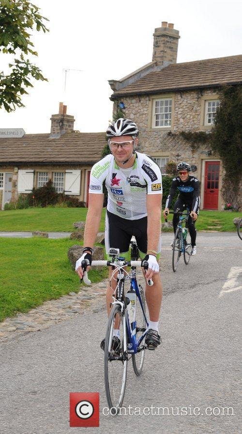 Tom Lister  Photocall for the Emmerdale to...