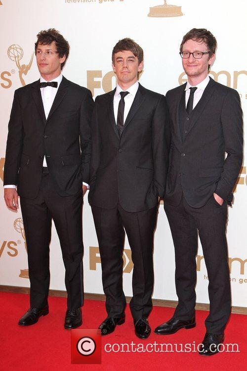 Andy Samberg, Jorma Taccone, The Lonely Island and Emmy Awards 4
