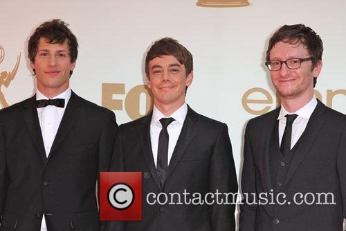 Andy Samberg, Jorma Taccone, The Lonely Island and Emmy Awards 3