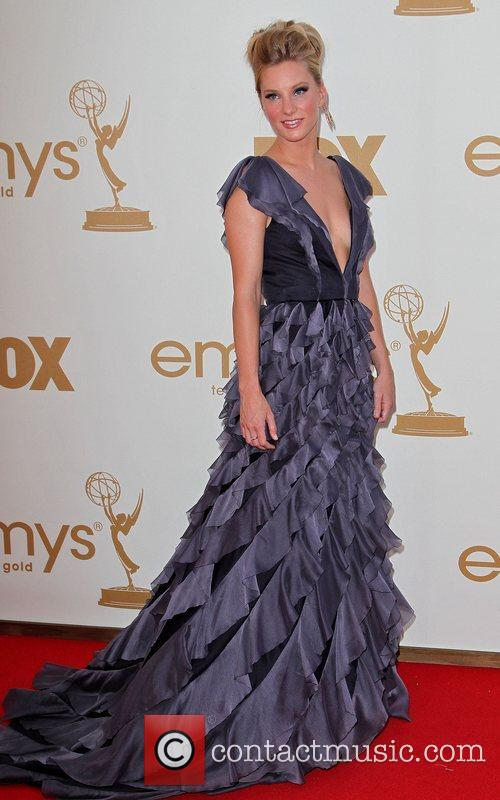 Heather Morris and Emmy Awards 6