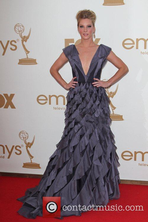 Heather Morris and Emmy Awards 5