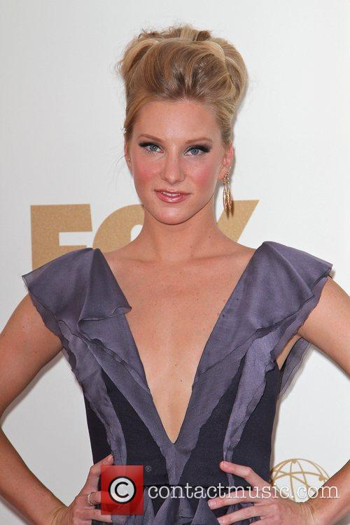 Heather Morris and Emmy Awards 4