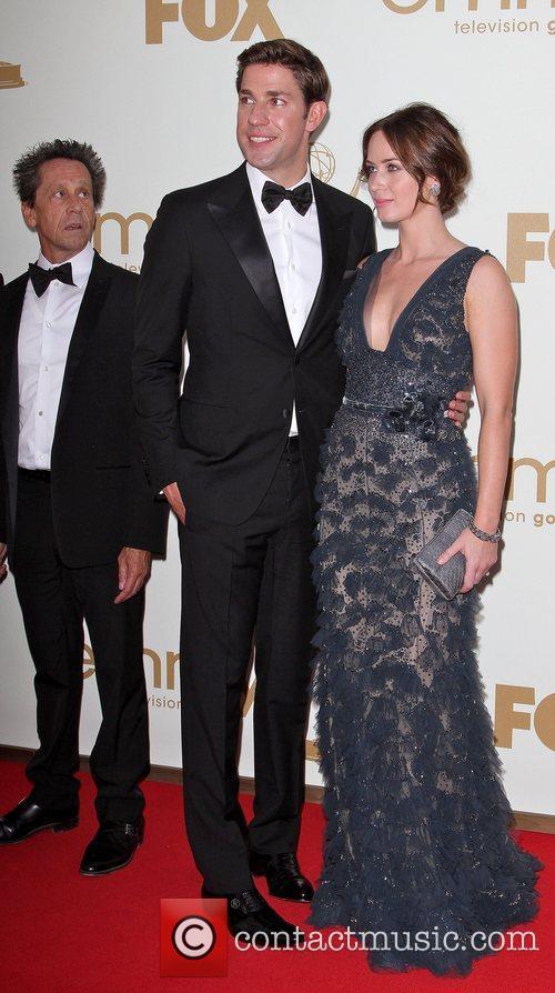 John Krasinski, Emily Blunt and Emmy Awards 2
