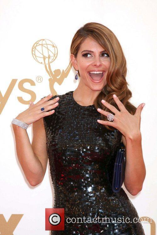 Maria Menounos and Emmy Awards 1